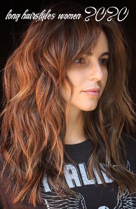 8 Trendy Long Hairstyles for Women in 8 - The Trend Spotter