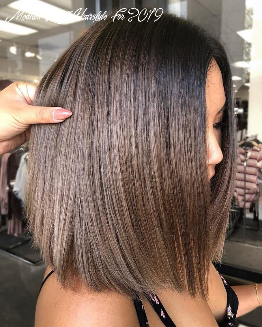 8 trendy ombre and balayage hairstyles for shoulder length hair