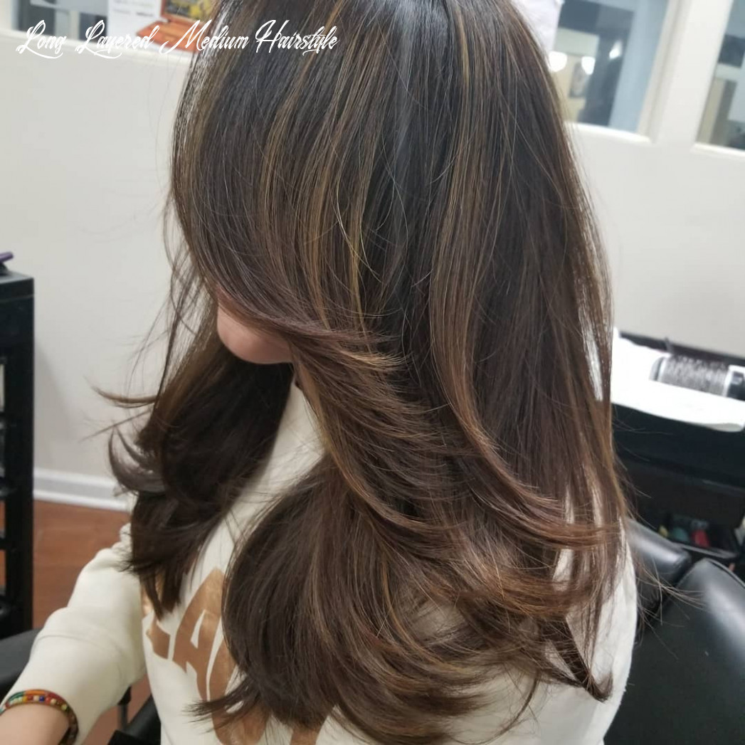 8+ Truly Amazing Layered Haircut Ideas to Add to Your Hair Goals