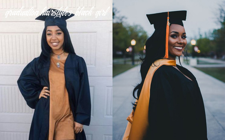 8 types of graduation hairstyles for black girls     vipbeauty hair graduation hairstyles black girl