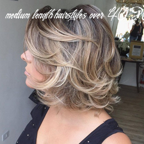 8 unbeatable haircuts for women over 8 to take on board in 8 medium length hairstyles over 40 2020