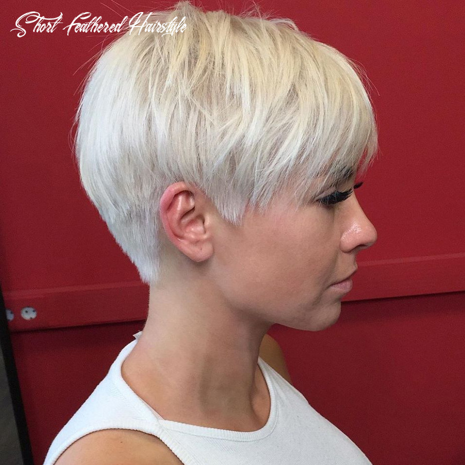 8 upgraded feathered hair cuts that are trendy in 8 hair adviser short feathered hairstyle