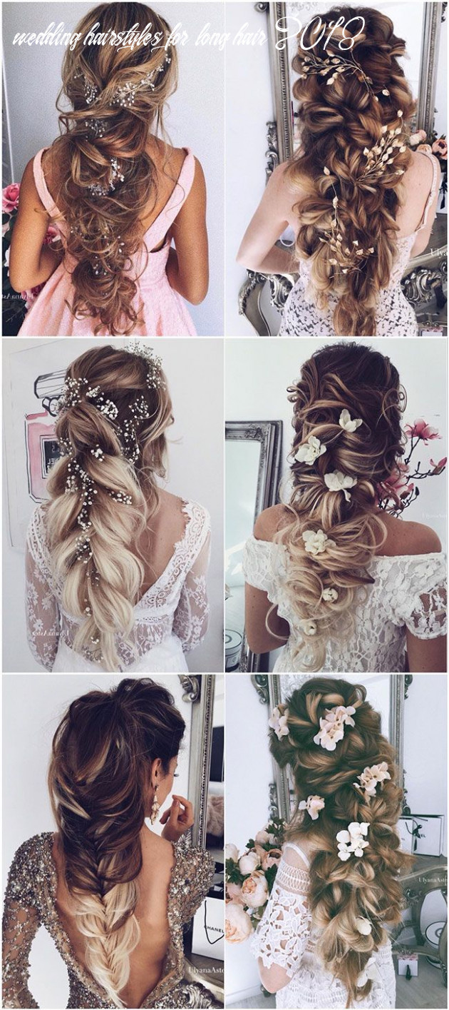 8 wedding hairstyles from ulyana aster to get you inspired