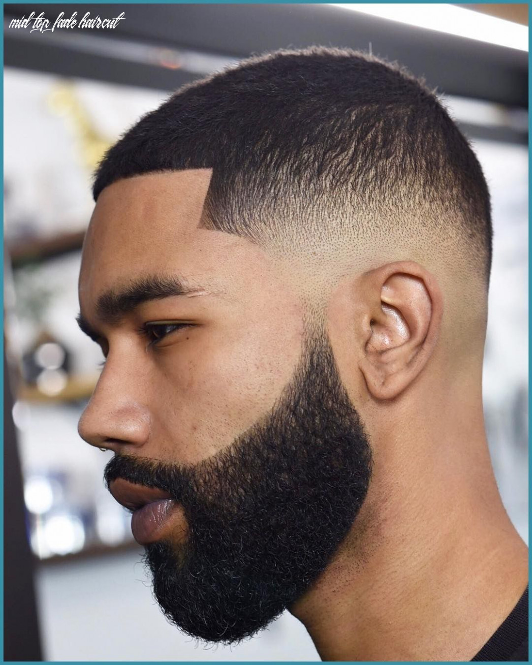 9 amazing best mid fade haircuts 9 | mens haircuts fade, mid