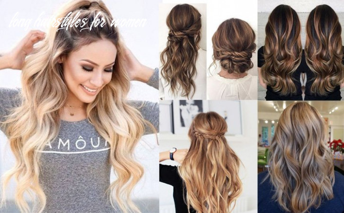 9 amazing long hairstyles & cuts 9 easy layered long hairstyles long hairstyles for women