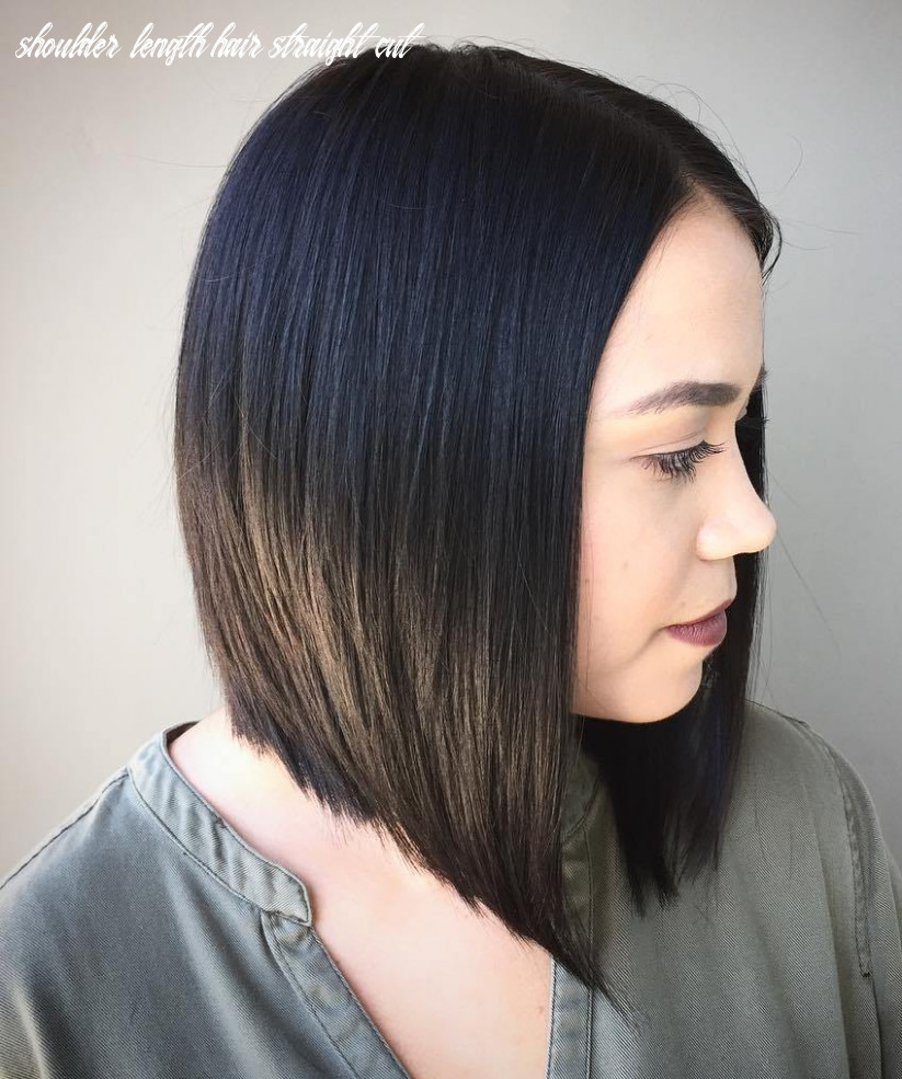 9 Amazing Medium Length Hairstyles & Shoulder Length Haircuts 9
