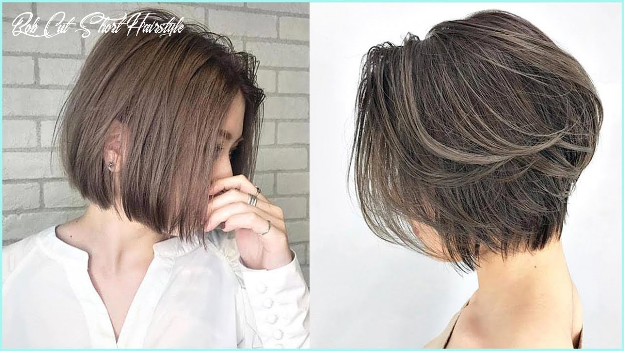 9 amazing short haircut for women 😍professional haircut #9 bob cut short hairstyle