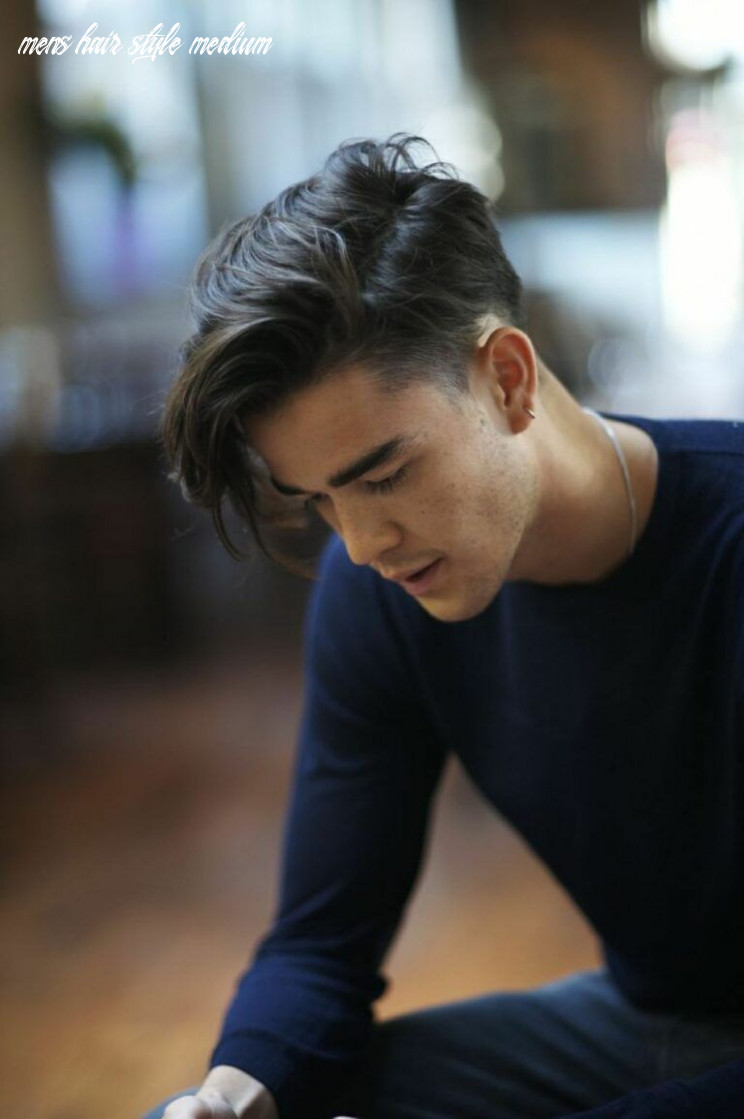 9 Asian Men Hairstyles- Style Up with the Avid Variety of ...