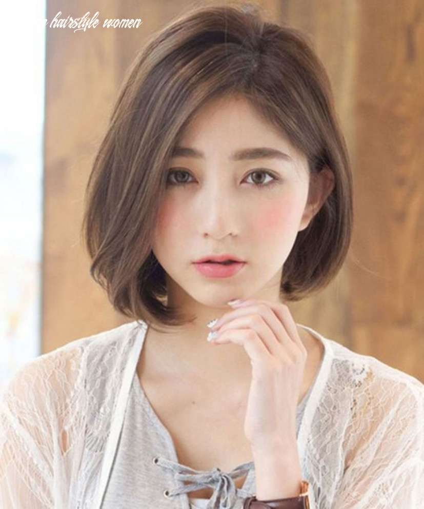 9 Beautiful Korean Girl Hairstyles Suitable for Millennials ...