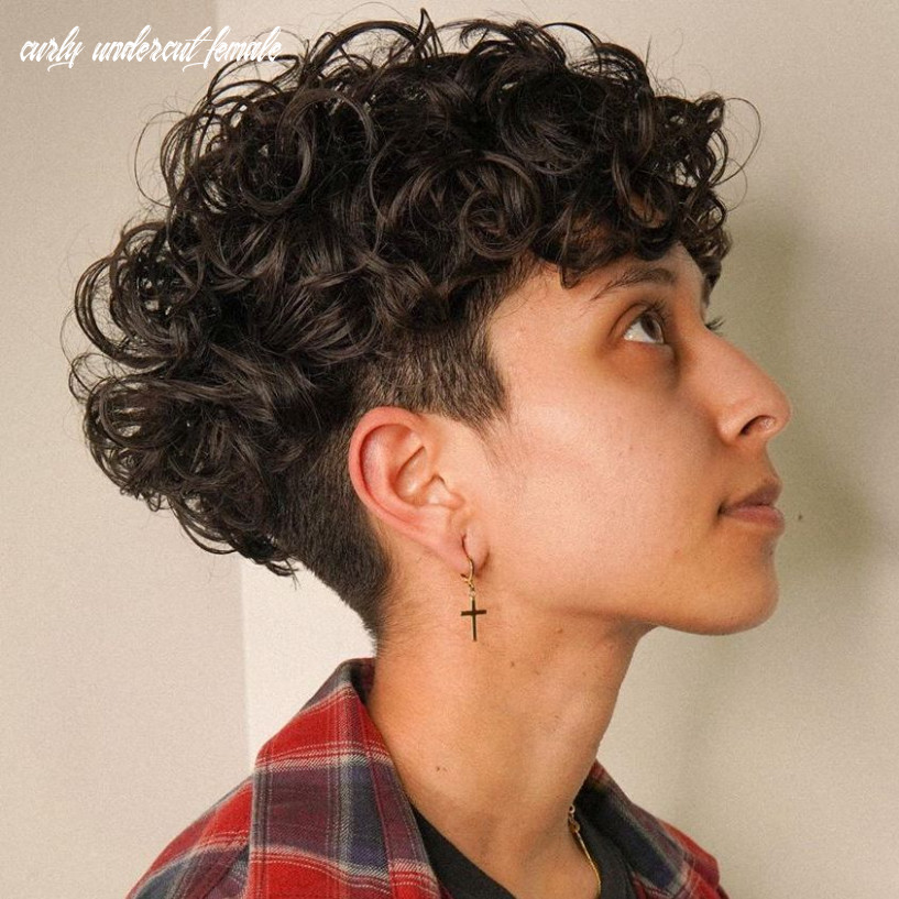 9 Best Haircuts and Hairstyles for Short Curly Hair in 9 ...