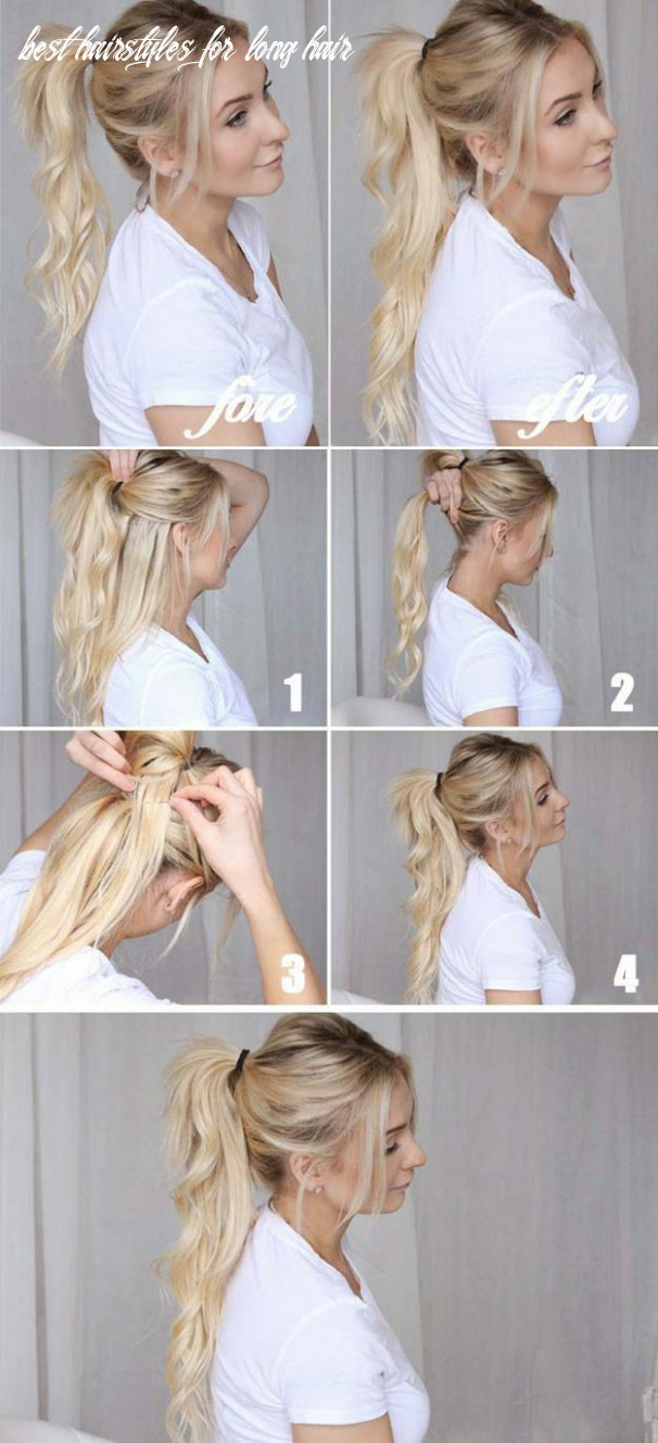 9 Best Hairstyles for Long Hair