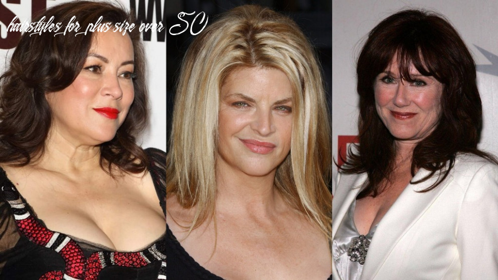 9 best hairstyles for plus size women over 9 hairstyles for plus size over 50