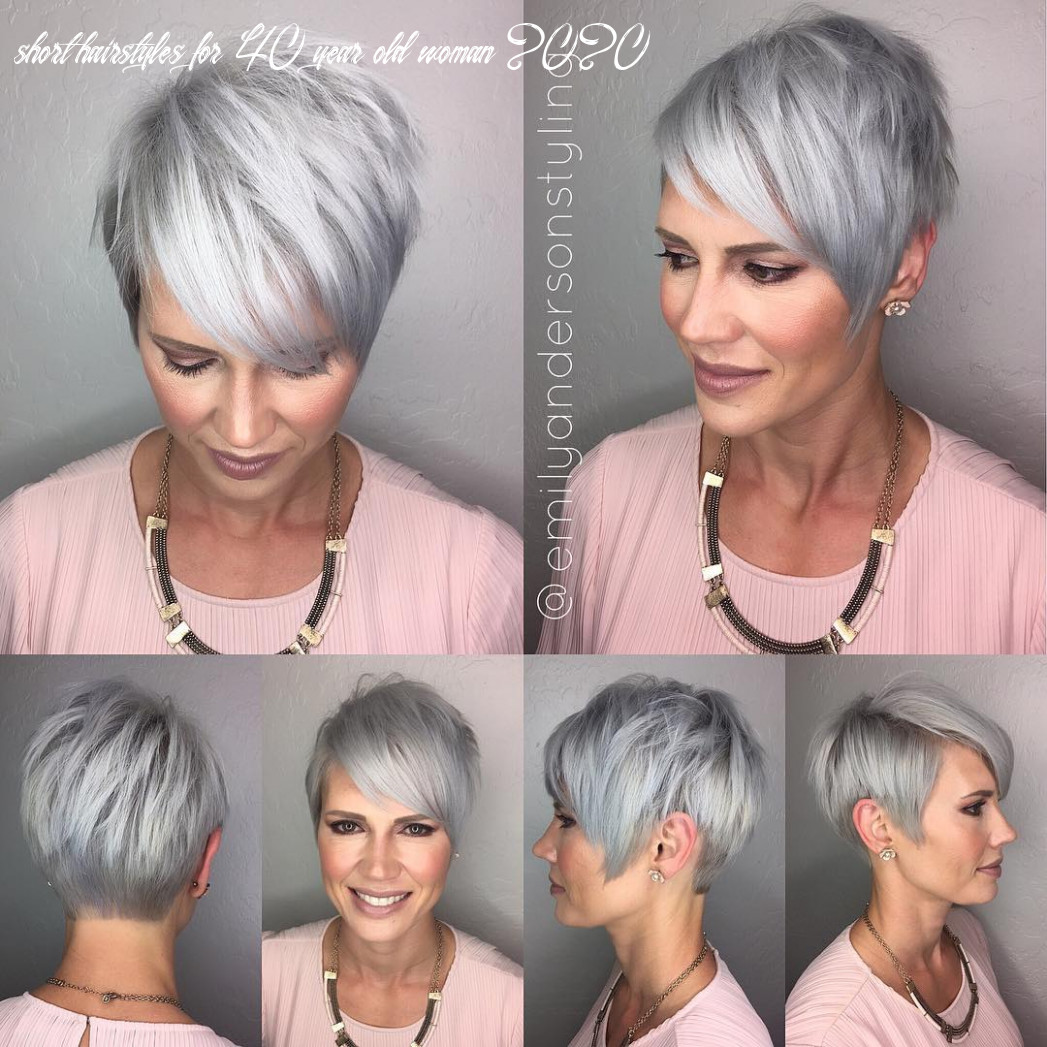9 best hairstyles for women over 9 for 9 hair adviser short hairstyles for 40 year old woman 2020