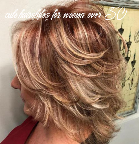 9 best hairstyles for women over 9 to look younger in 9 cute hairstyles for women over 50