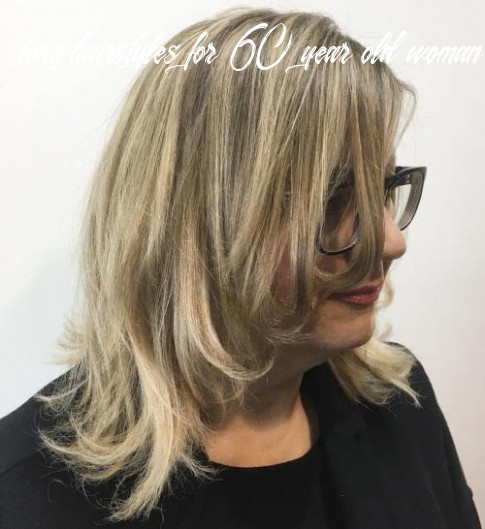 9 best hairstyles for women over 9 with glasses long hairstyles for 60 year old woman with glasses