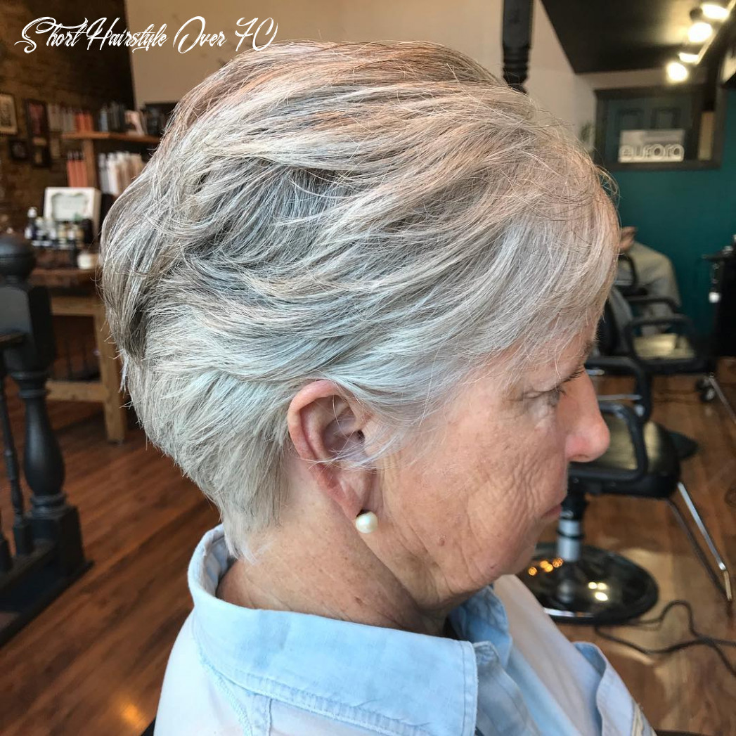 9 best looking hairstyles for women over 9 hair adviser short hairstyle over 70
