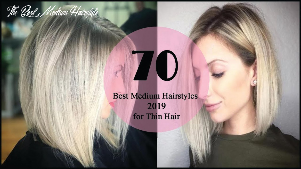 9 best medium hairstyles for thin hair 9 hairstyle trends the best medium hairstyle