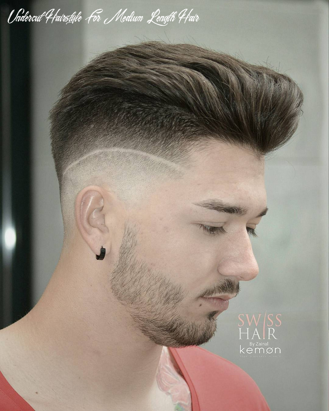 9 best medium length hairstyles and haircuts for men 9