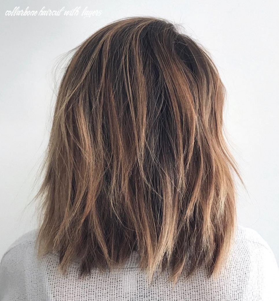 9 best medium length layered haircuts in 9 hair adviser collarbone haircut with layers