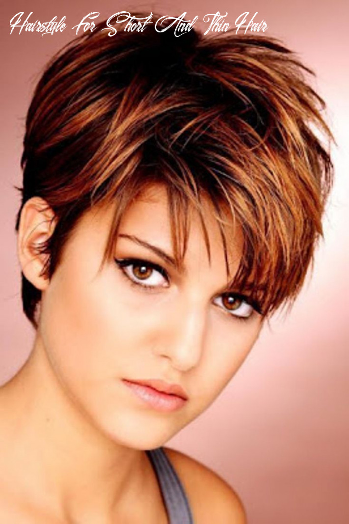 9 best short haircuts for fine hair | short thin hair, thin fine