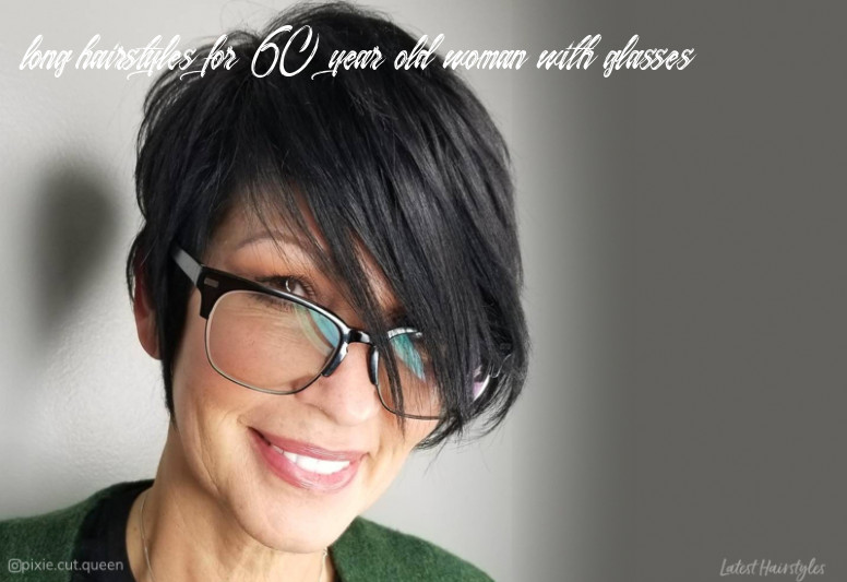 9 best short haircuts for women over 9 to look younger long hairstyles for 60 year old woman with glasses