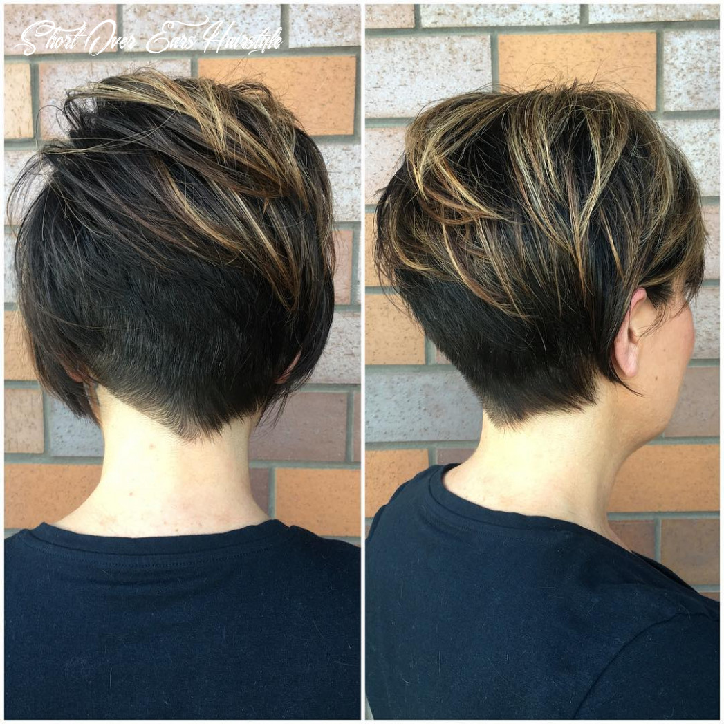 9 best short hairstyles for fine hair 9 short over ears hairstyle