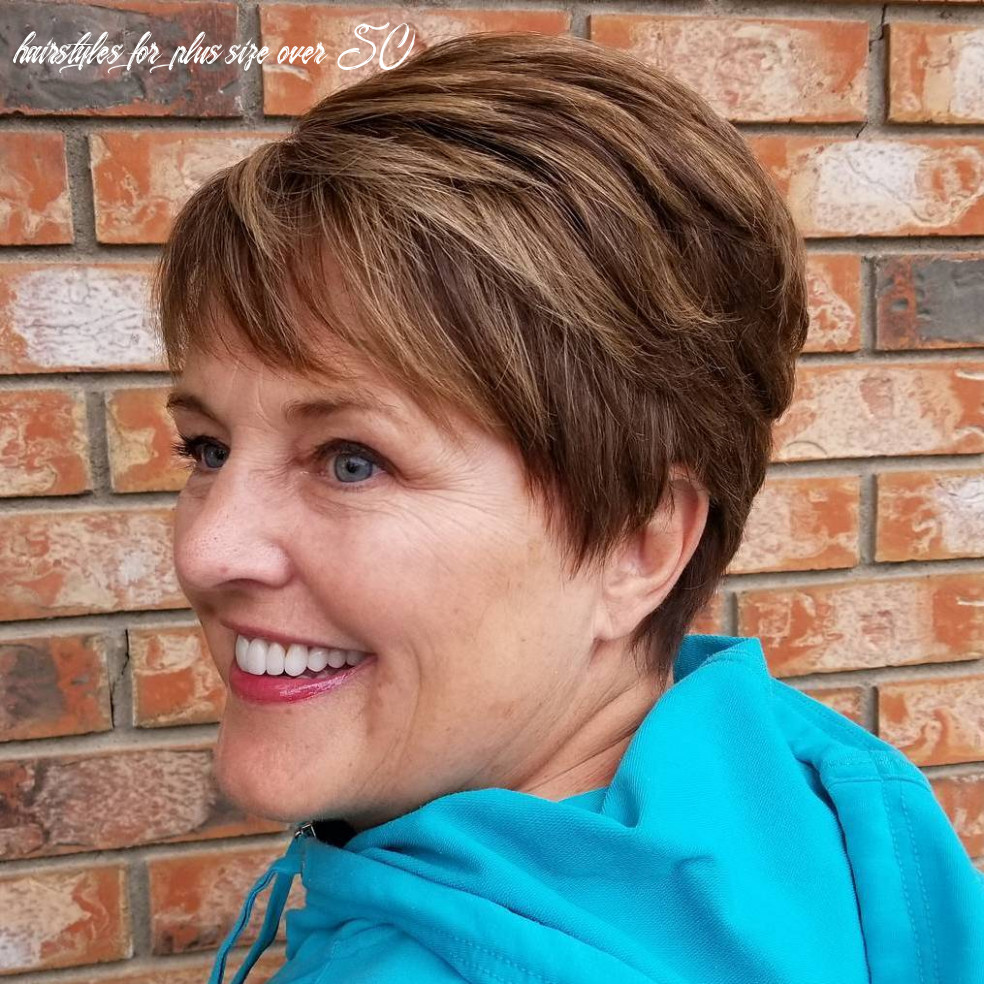 9 best short hairstyles for women over 9 in 9 hair adviser hairstyles for plus size over 50