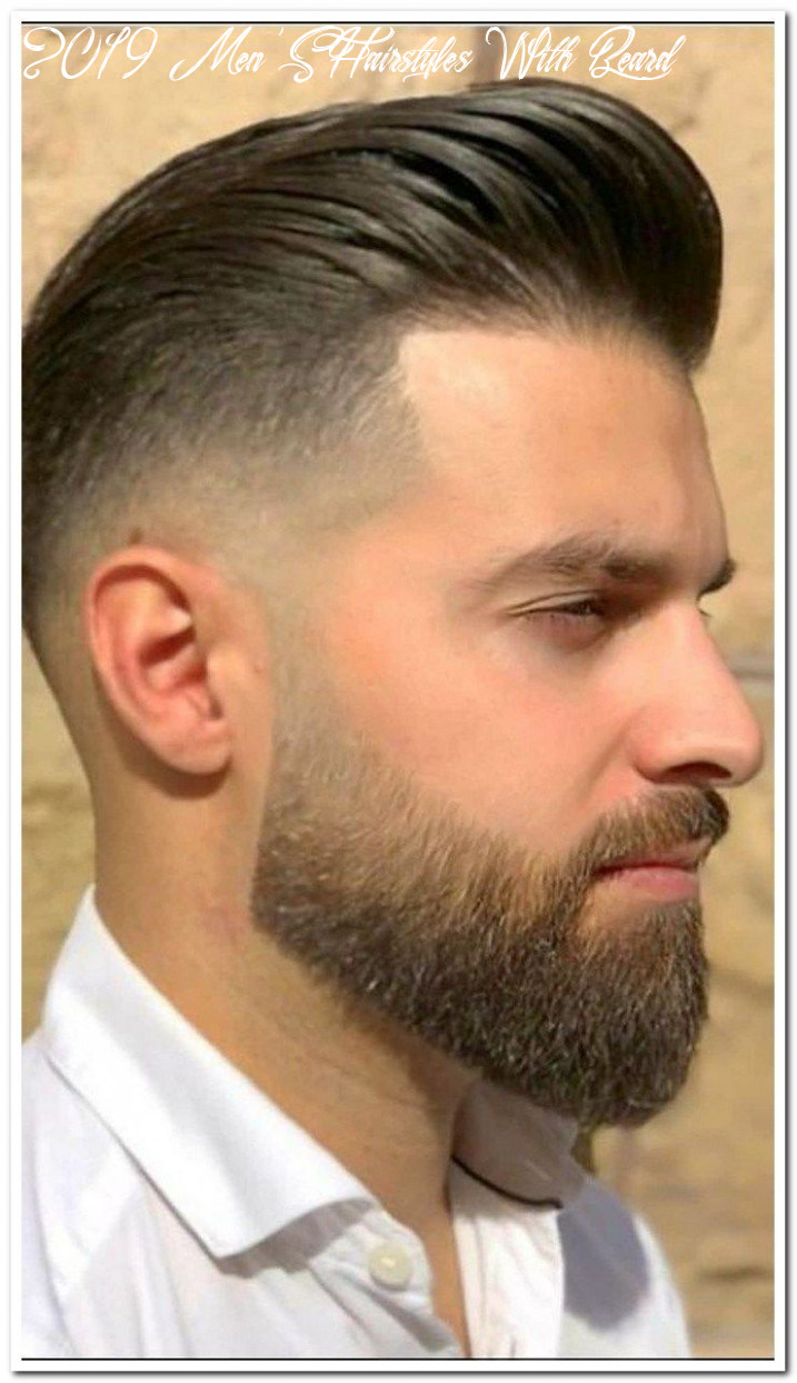 9 best short hairstyles with beards for men 9 9   beard