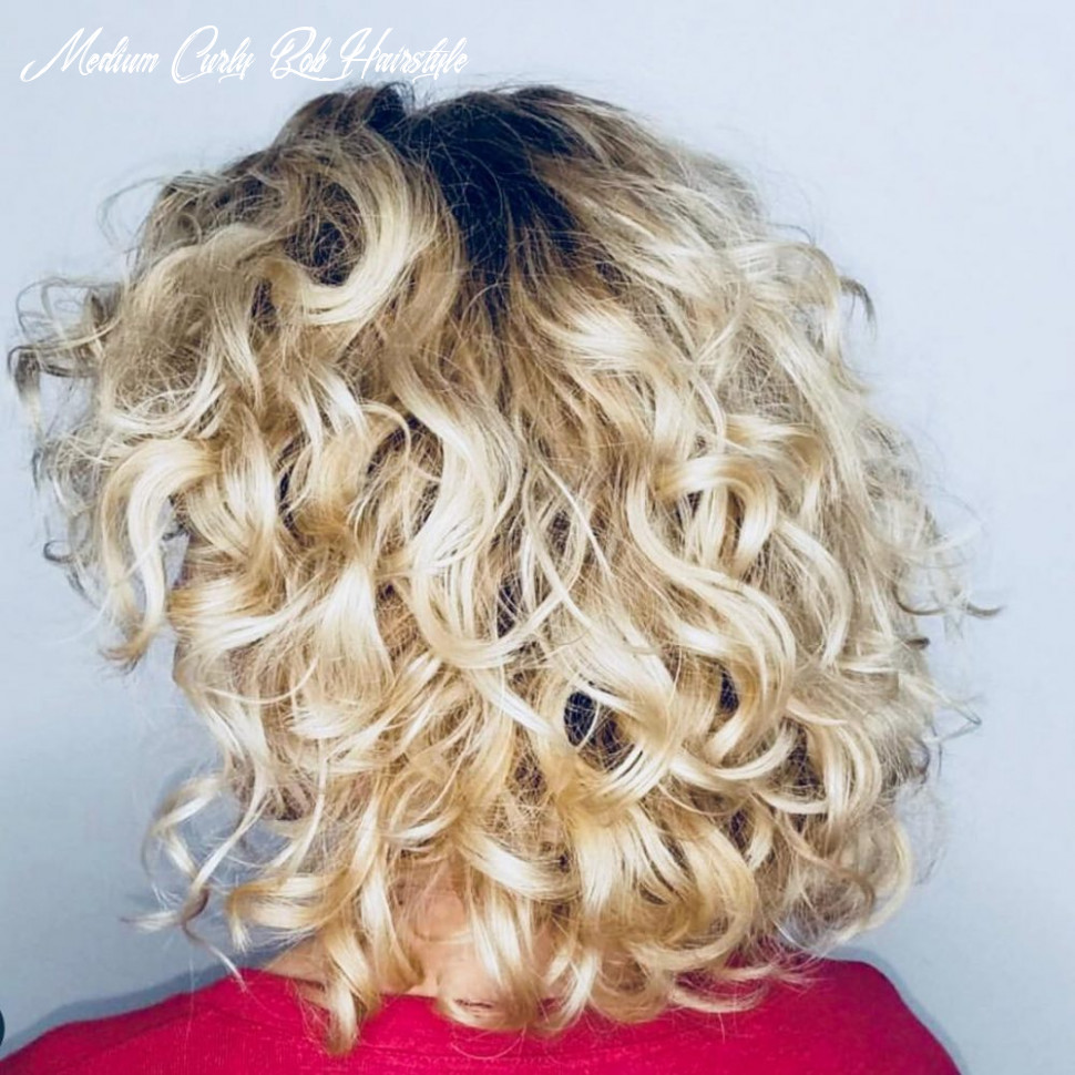 9 best shoulder length curly hair ideas (9 hairstyles) medium curly bob hairstyle