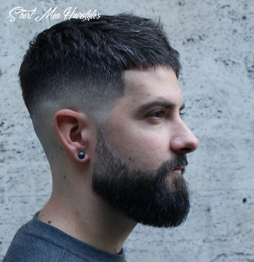 9 best stylish short hairstyles for men [with photos & tips] short men hairstyles