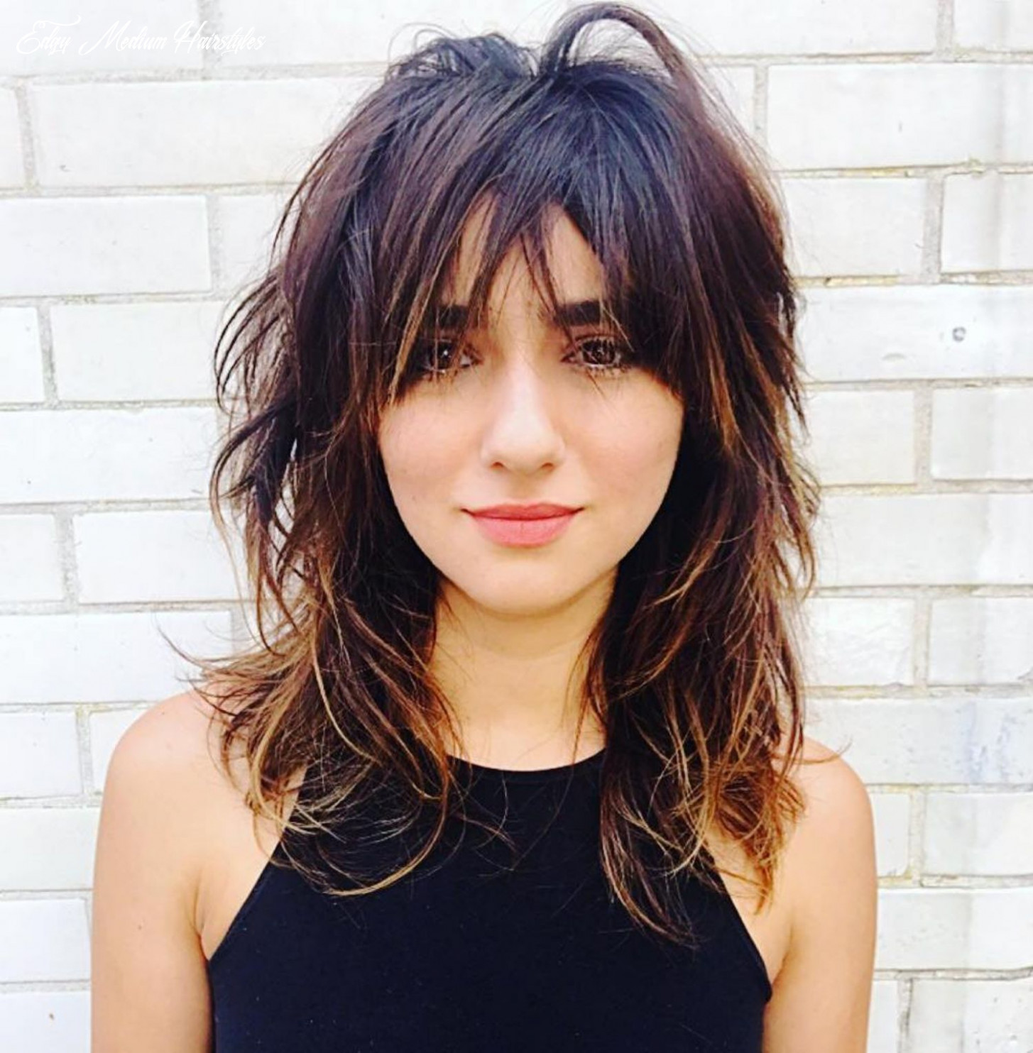 9 best variations of a medium shag haircut for your distinctive
