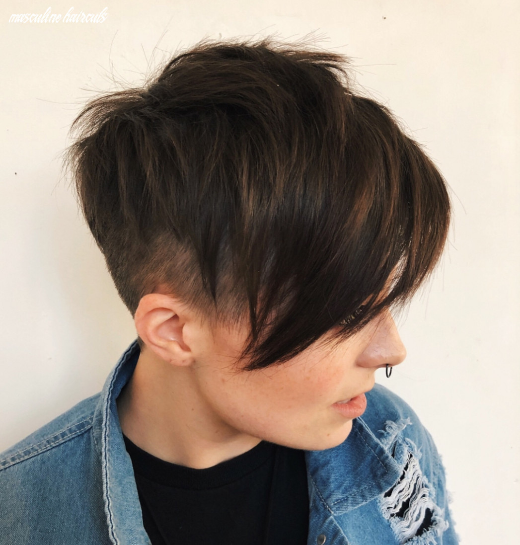 9 bold androgynous haircuts for a new look masculine haircuts