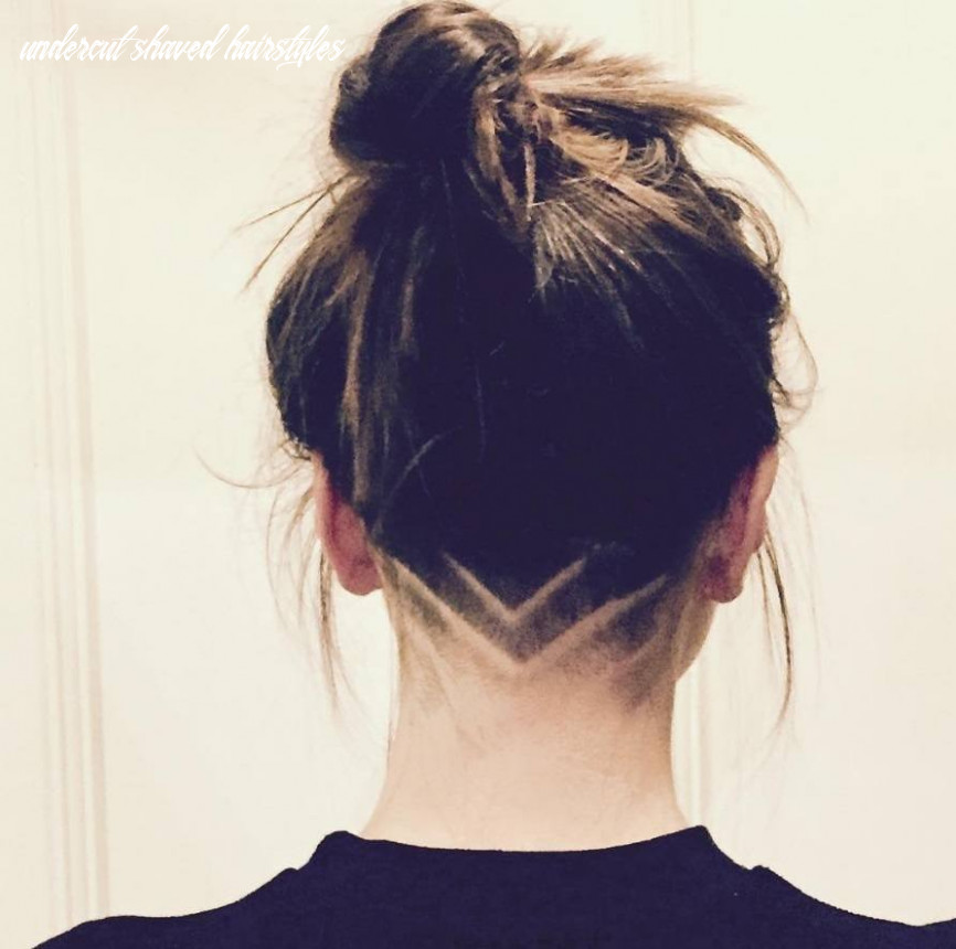 9 bold shaved hairstyles for women | shaved hair designs undercut shaved hairstyles