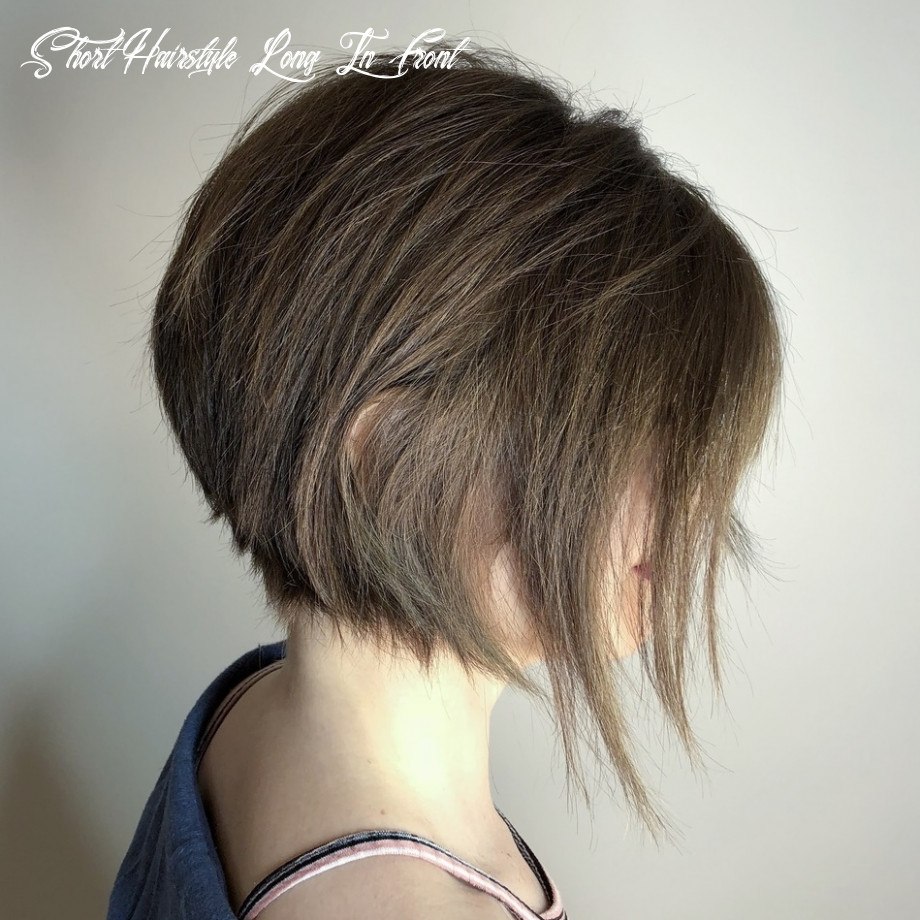 9 brand new short bob haircuts and hairstyles for 9 hair adviser short hairstyle long in front