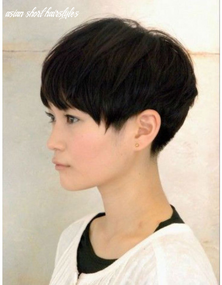 9 charming short asian hairstyles for 99 asian short hairstyles