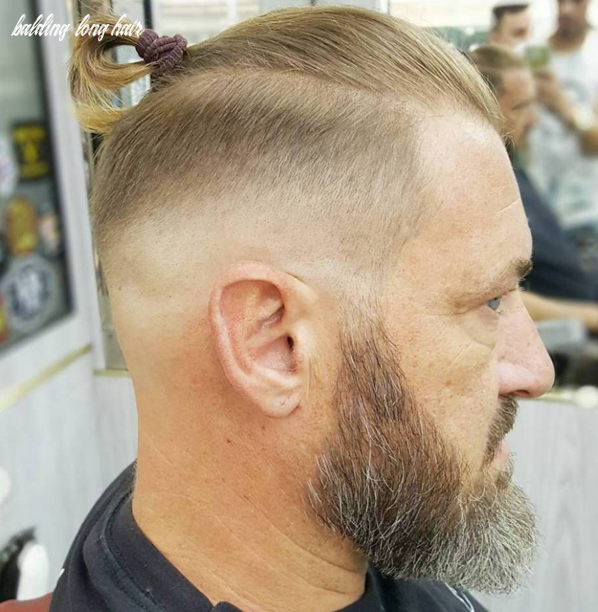 9 classy haircuts and hairstyles for balding men   balding mens