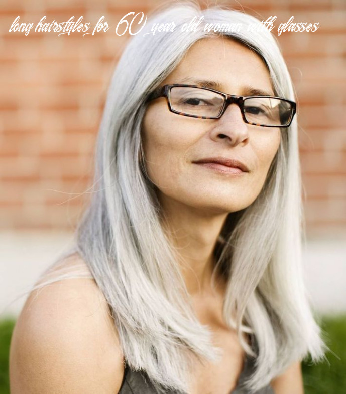 9 classy long hairstyles for 9 year old women with glasses