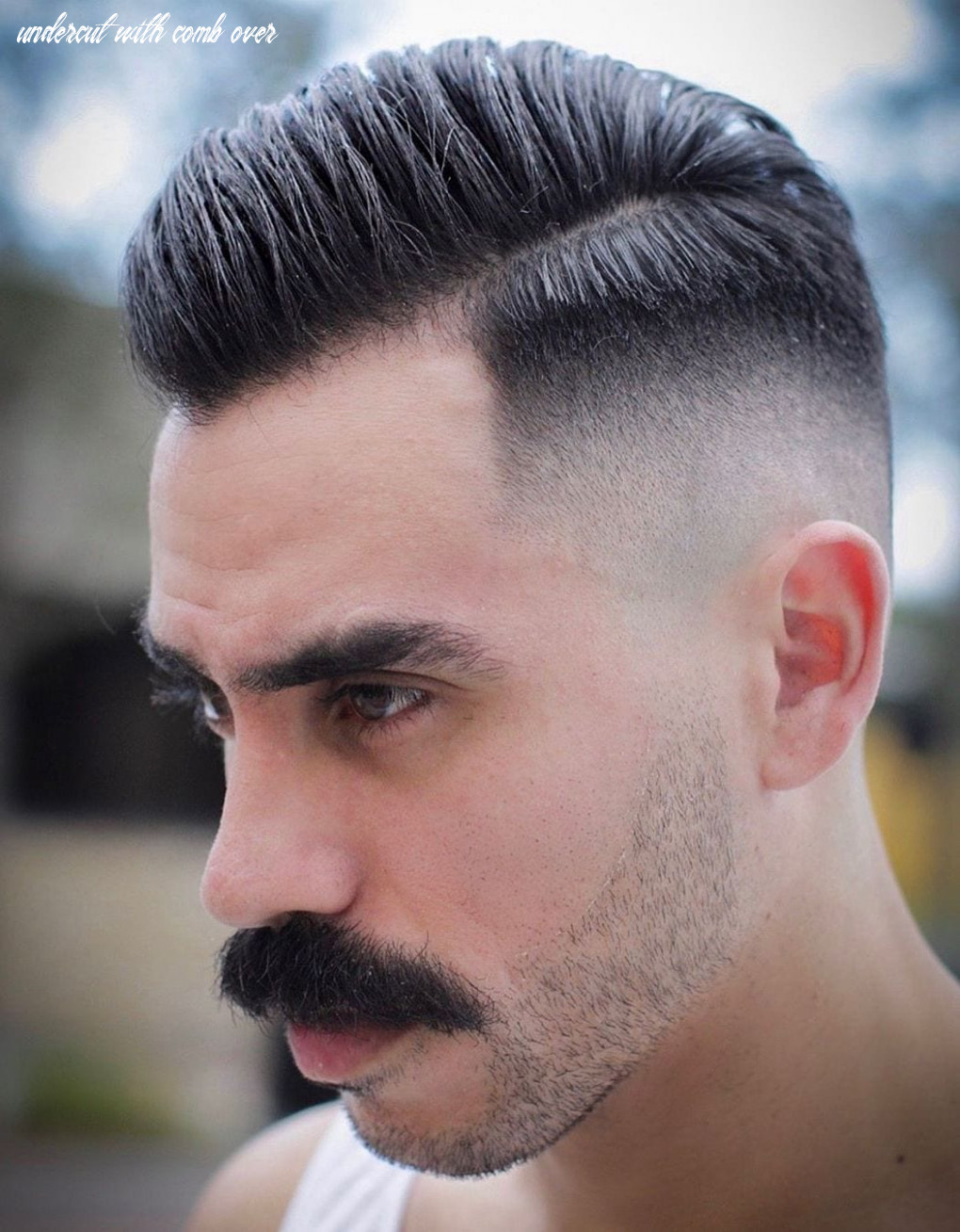 9 Comb Over Haircuts: (Not What You Think!)