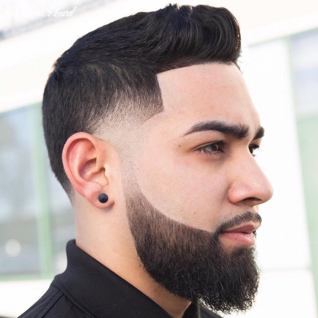 9 cool beard fade styles for 9 hairstyle with beard