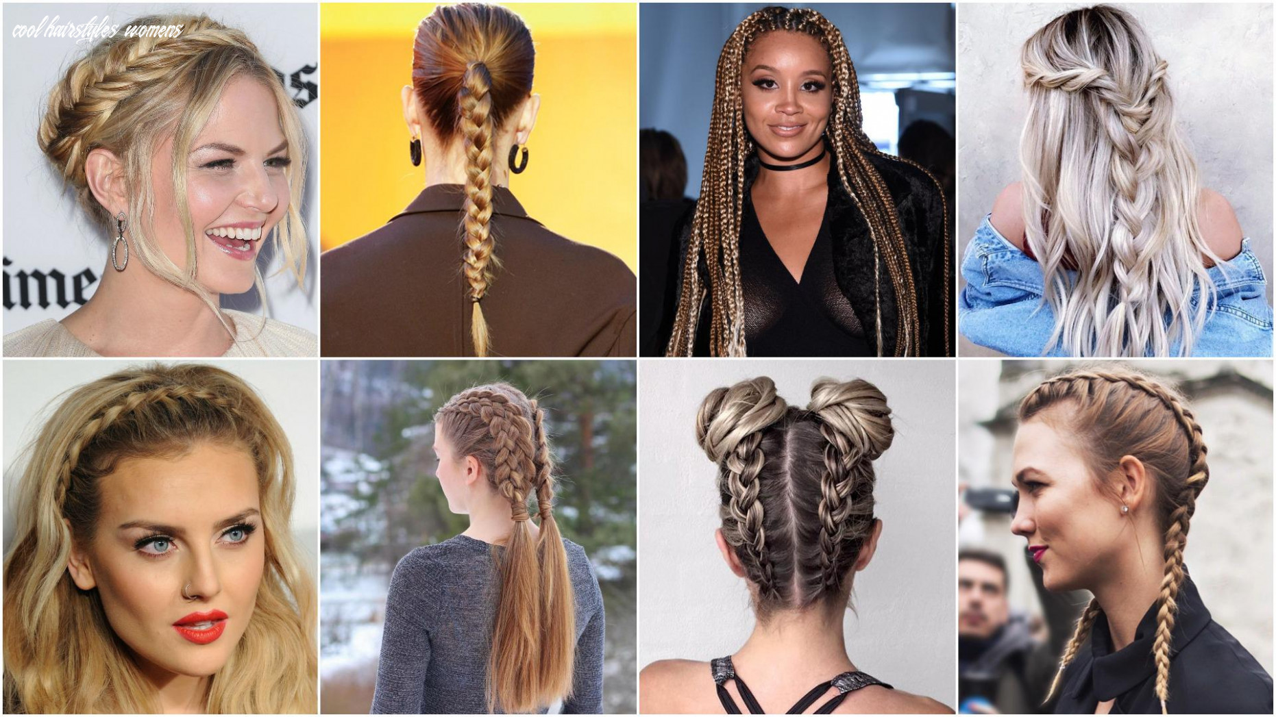 9 cool hairstyles for girls and women yve style