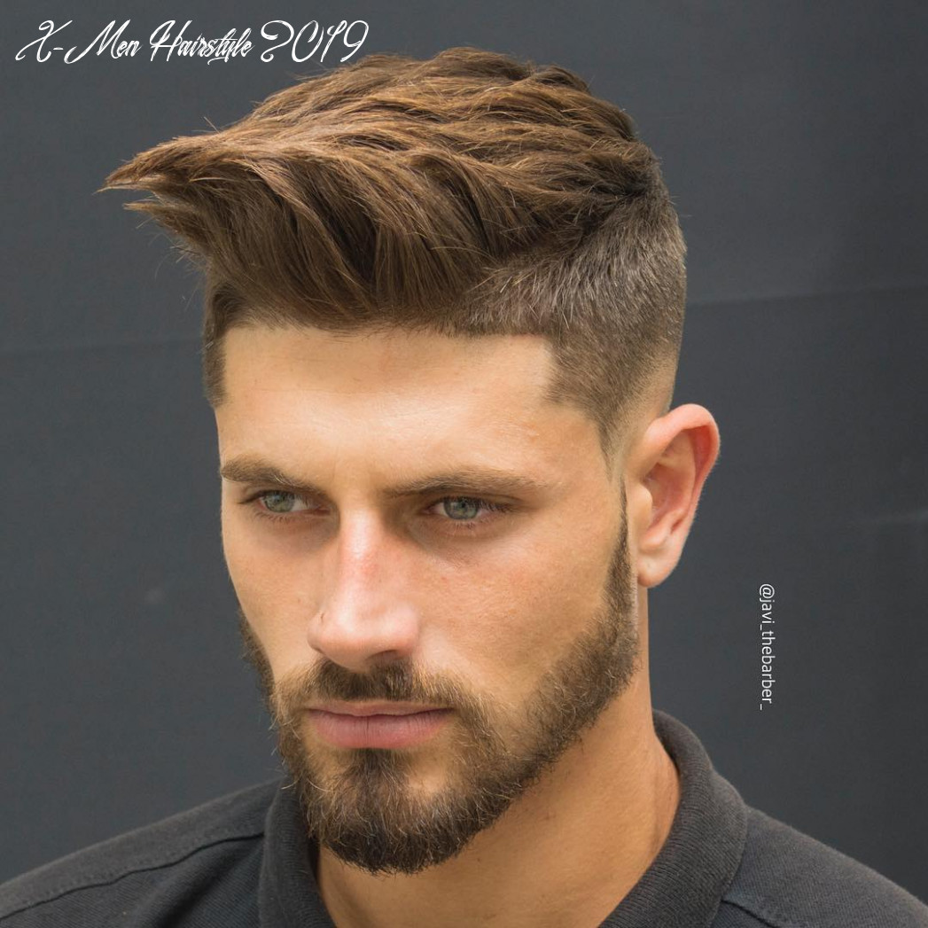 9 cool hairstyles for men (fresh styles) x men hairstyle 2019