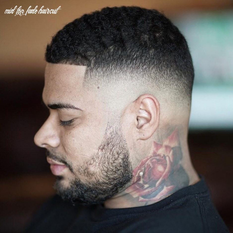 9 cool mid fade haircuts (9 update) mid top fade haircut
