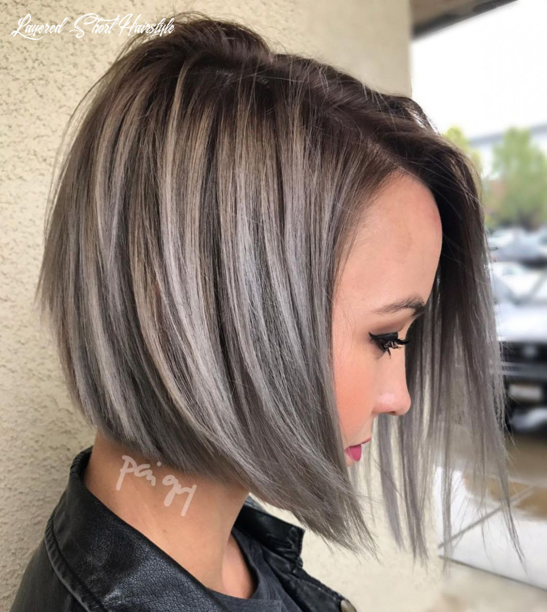 9 cute and easy to style short layered hairstyles in 9 | short