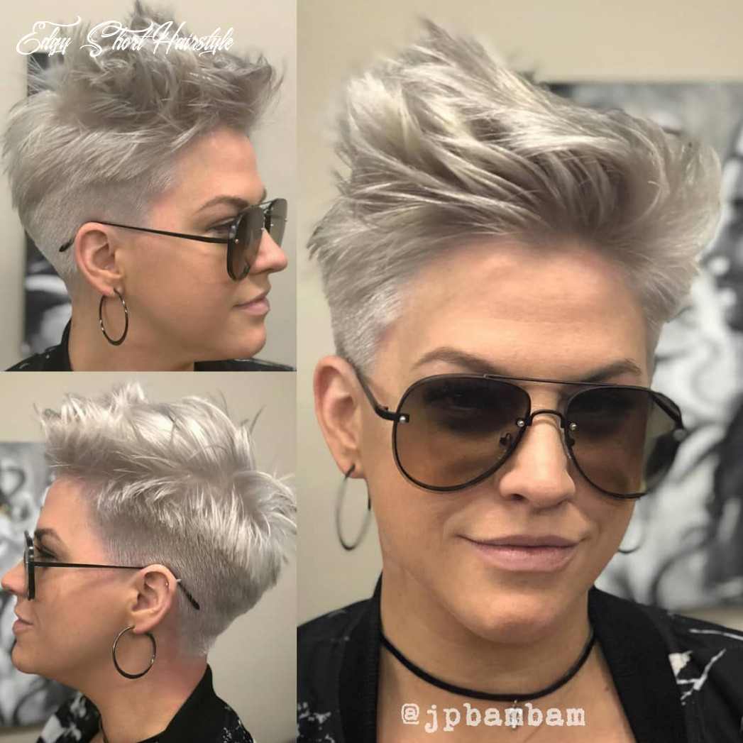 9 daring pixie haircuts for women, short hairstyle and color 9