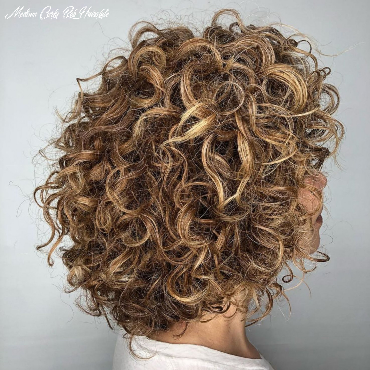 9 different versions of curly bob hairstyle   curly bob
