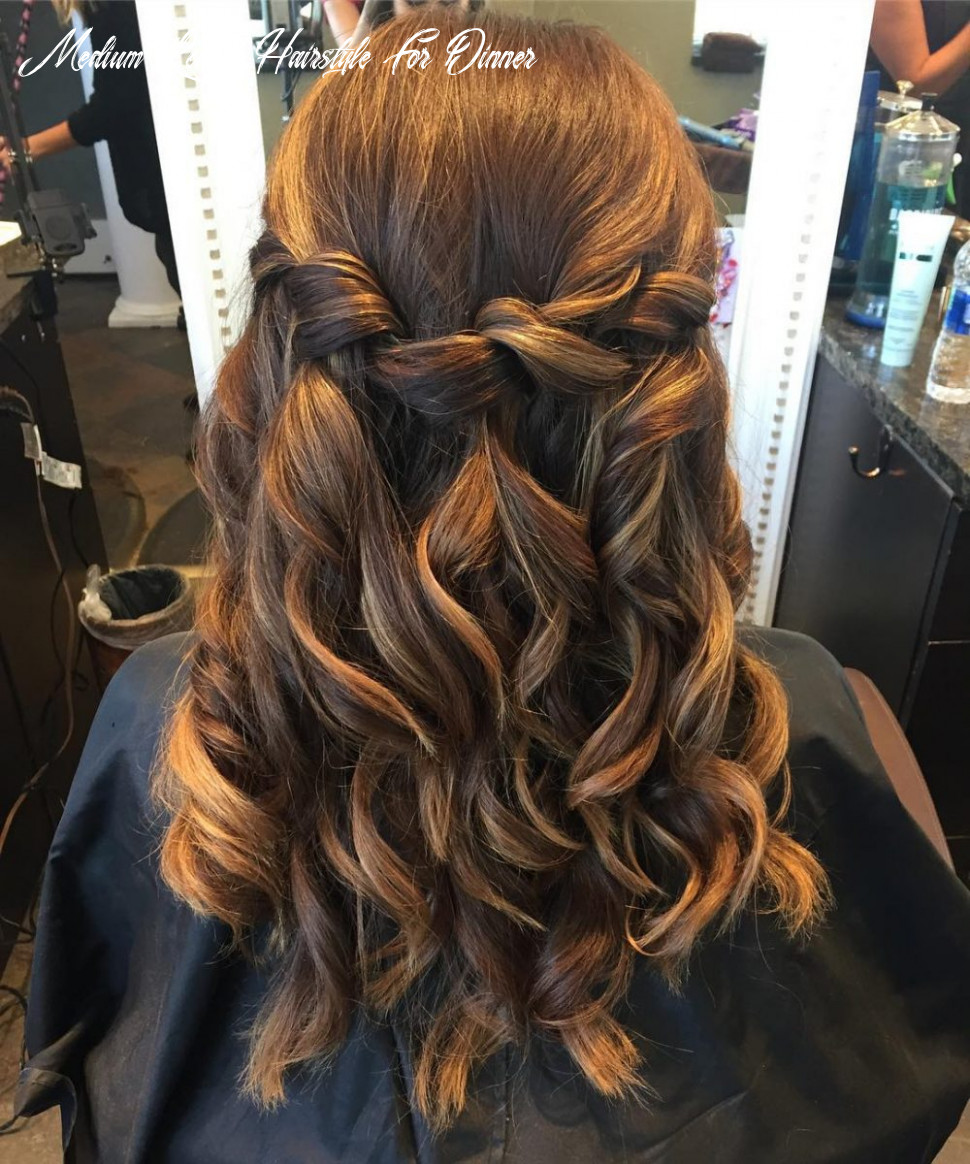 9 easy diy date night hairstyles for 9 medium length hairstyle for dinner