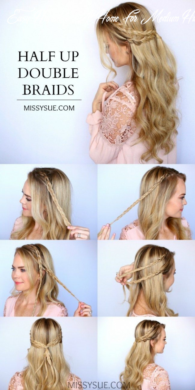 9 Easy Prom Hairstyles for Long Hair You Can DIY At Home | Simple ...