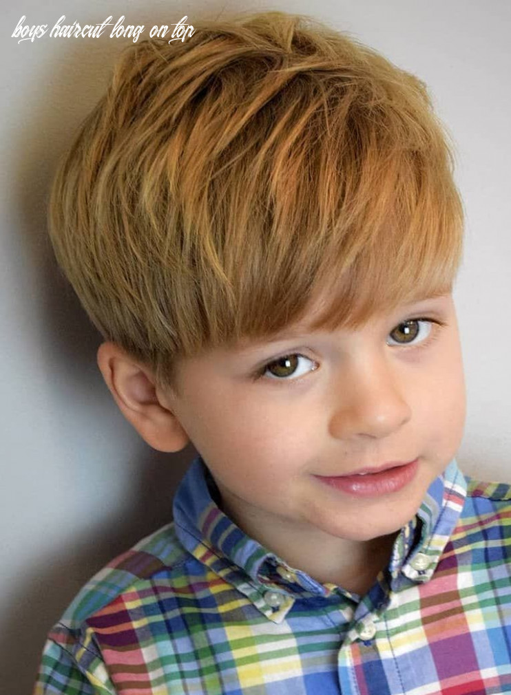 9 excellent school haircuts for boys styling tips boys haircut long on top