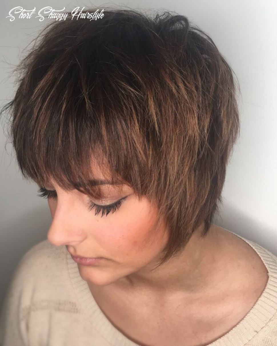 9 fabulous short shaggy haircuts for women haircuts