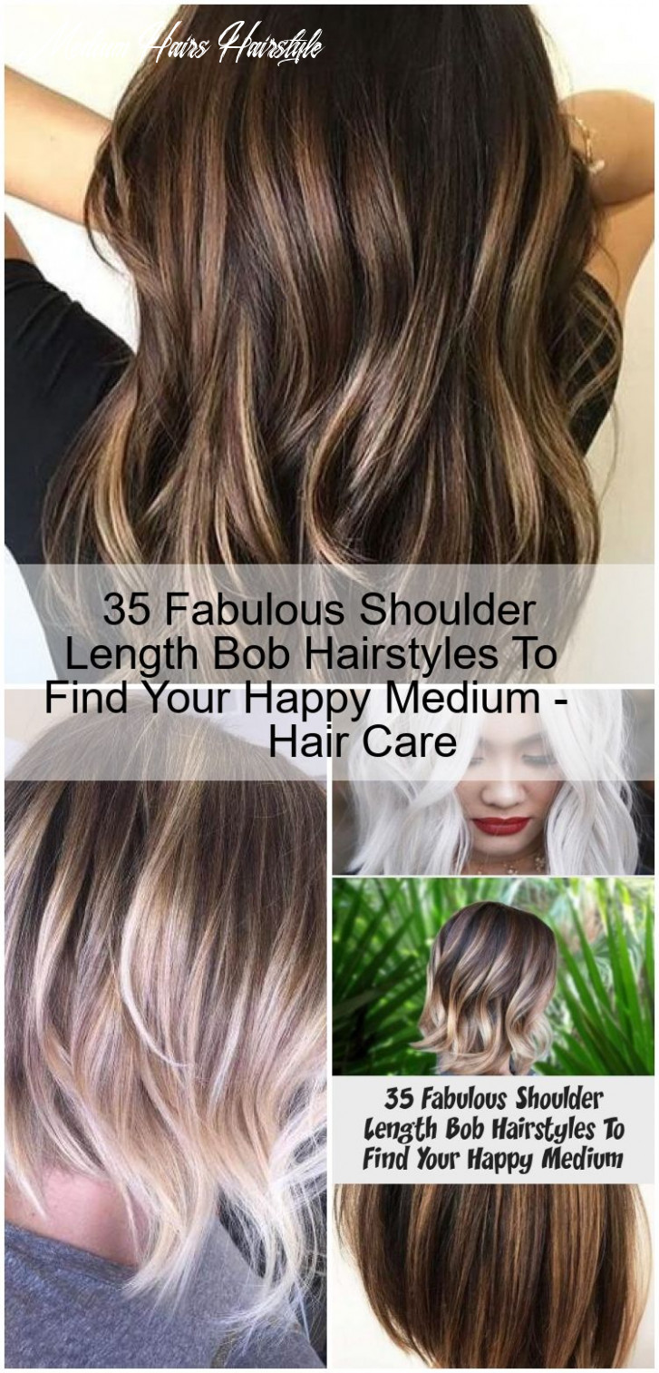 9 fabulous shoulder length bob hairstyles to find your happy
